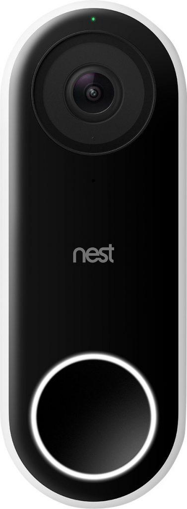 Google Nest Hello Video Deurbel