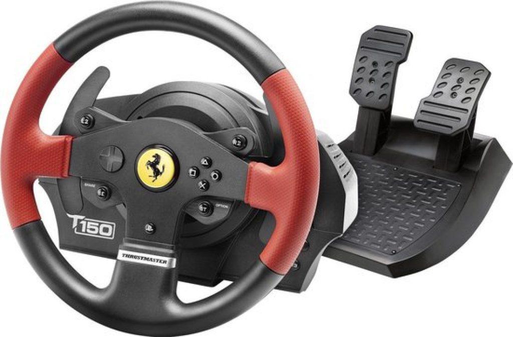 Thrustmaster T150 Ferrari stuur PS4