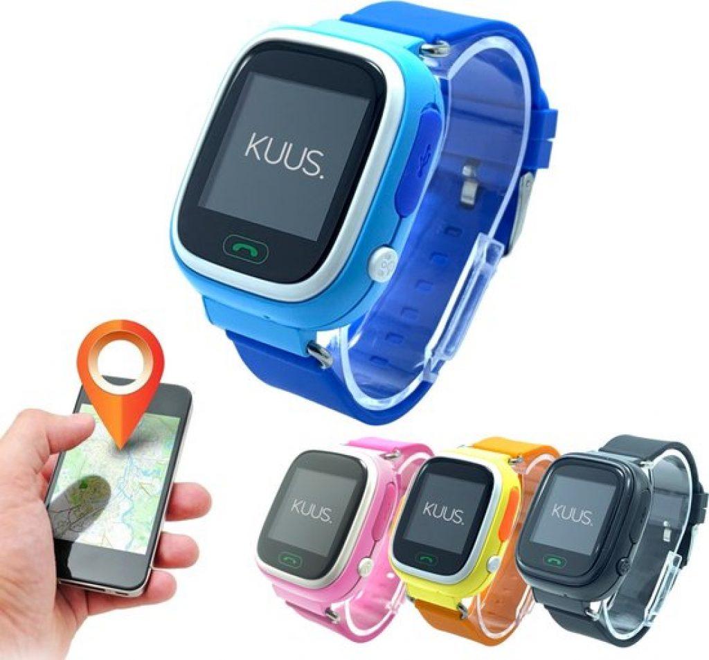 GPS horloge tracker smartwatch kind 2021