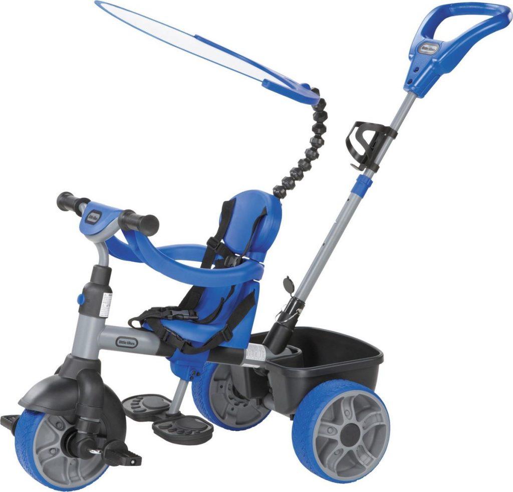 Little-Tikes-4-in-1-beste-driewieler-met-duwstang-2021