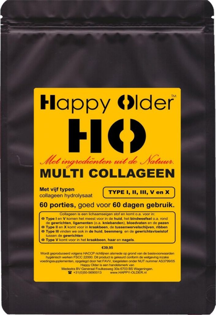 happy older MULTI COLLAGEEN