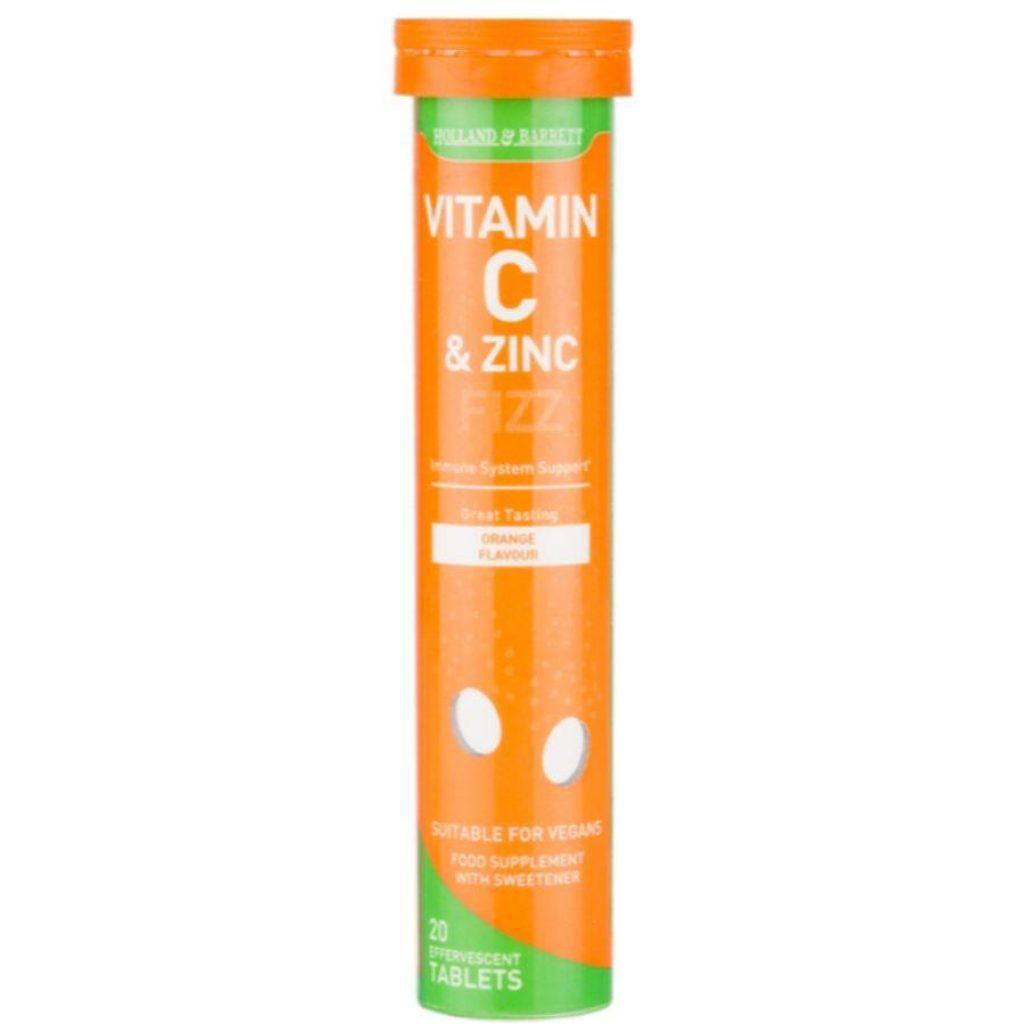 beste zink tabletten 2021 bruistabletten